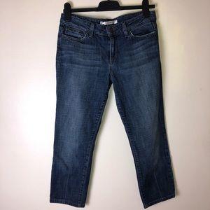 Joe's jeans cropped pants